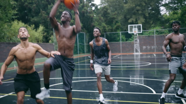Basketball skills like you've never seen before