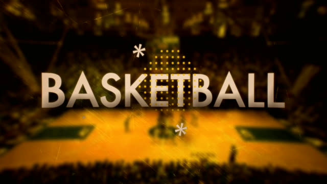 basketball - basketball ball stock videos & royalty-free footage