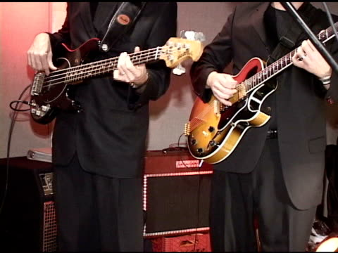 Bass and Guitar Players