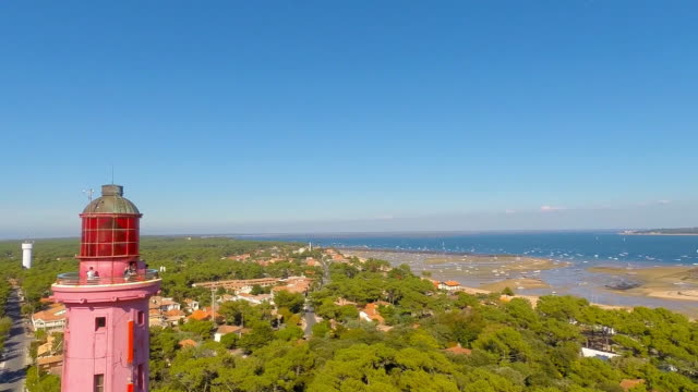 bassin d'arcachon - arcachon stock videos & royalty-free footage