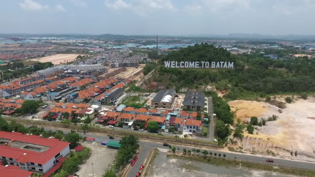 Batam City.