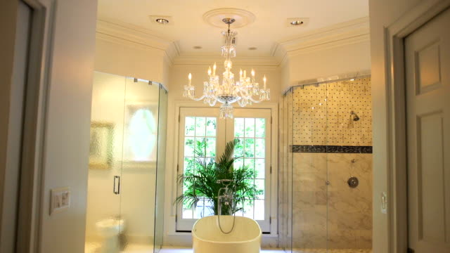 bathroom - bathroom stock videos and b-roll footage