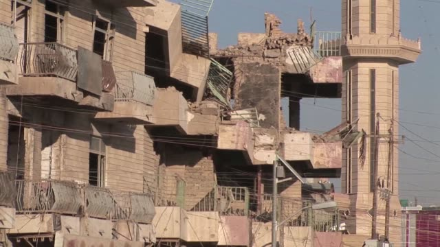 battered, humiliated and cut off from the rest of the country, the people of fallujah have paid a heavy price for two massive battles in 2004 between... - al fallujah stock videos & royalty-free footage
