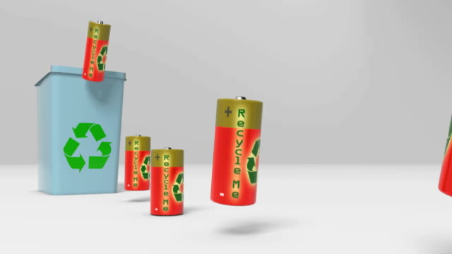 CGI Batteries jumping into recycle bin
