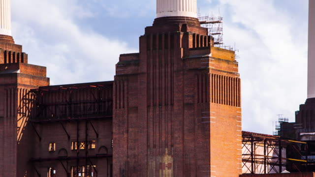 Battersea Power Station London - Close Up Slide