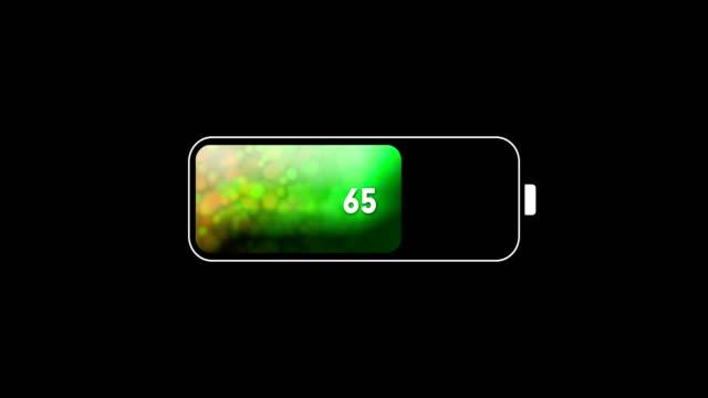 vídeos de stock e filmes b-roll de battery, energy, charge - baixo