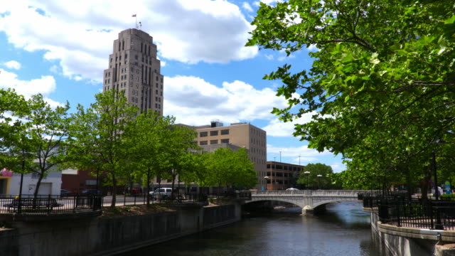 battle creek, michigan - michigan stock videos & royalty-free footage