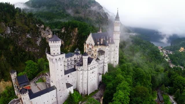 Bavaria Landmarks - Neuschwanstein Castle