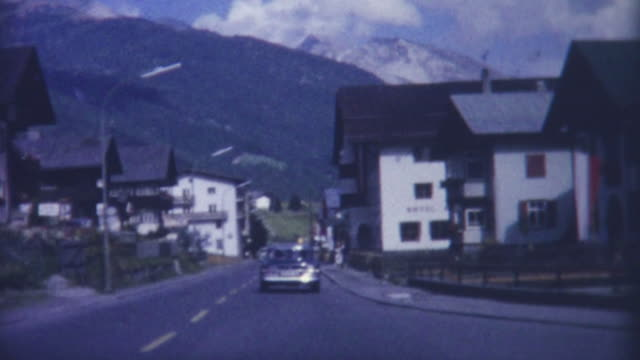 bavarian drive 1959 - 1959 stock videos & royalty-free footage