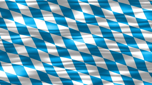 Bavarian Flag Background - loopable