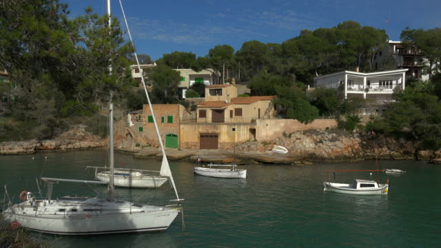 bay of Cala Figuera, Majorca