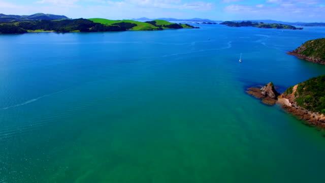 Bay of Islands Aerial Video