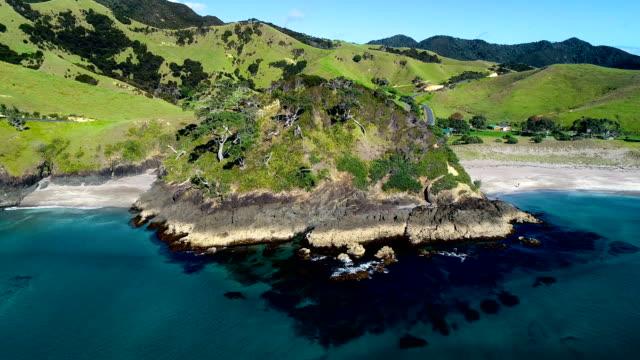 Bay of Islands flyg utsikt