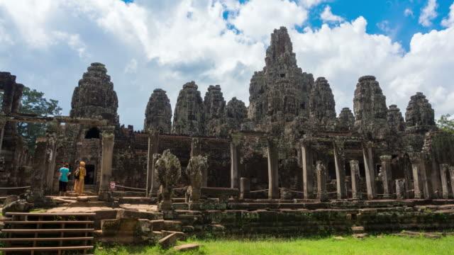 Bayon von Angkor, combodia
