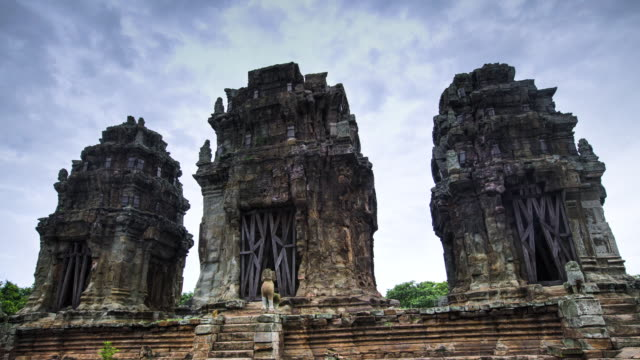 bayon temple - cambodia stock videos and b-roll footage