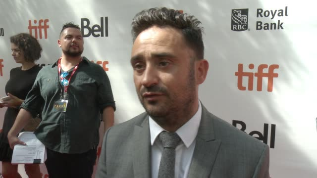 a bayona on why he wanted to bring this story to the big screen talks about balancing the fantasy and serious tones in the film why this is a story... - juan antonio bayona stock videos and b-roll footage