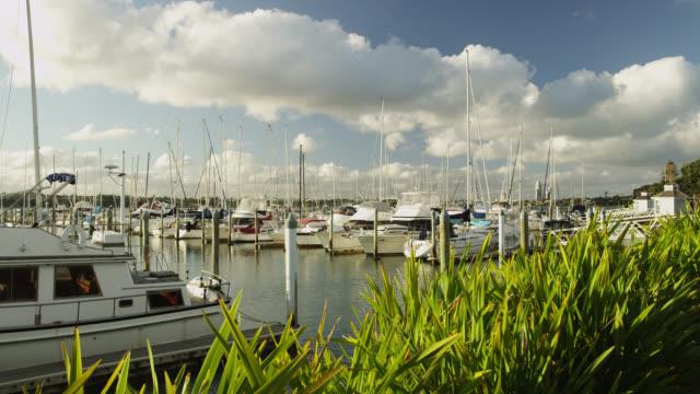 bayswater marina - bay of water stock videos & royalty-free footage