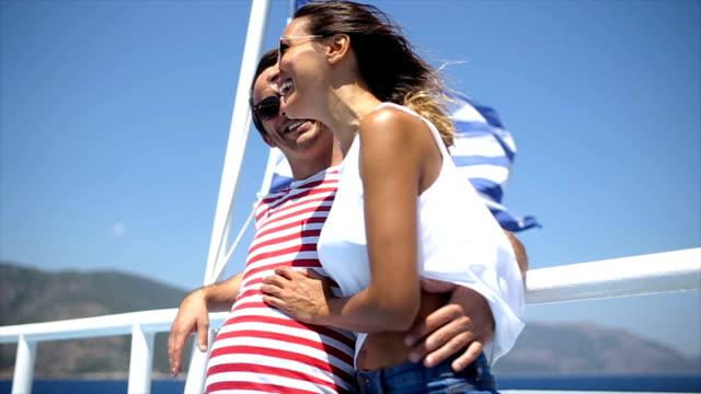 Verliebt sein und zusammen reisen