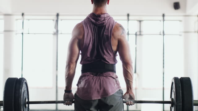 be the boss of that barbell - body building stock videos & royalty-free footage