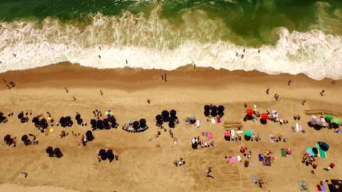 vidéos et rushes de plage 1 - long island