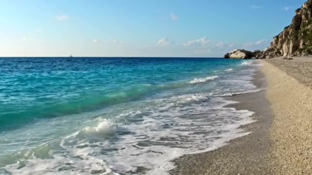 Strand und wunderschöne tropische Meer