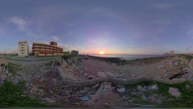 Beach At Sunset, Cuba