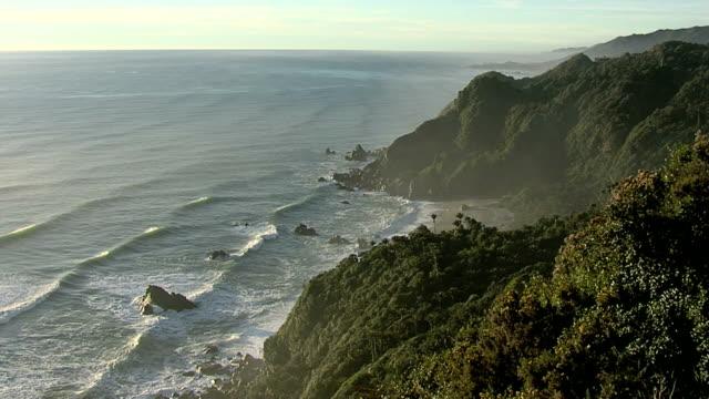 beach at sunset / sunrise #4 - bush stock videos & royalty-free footage