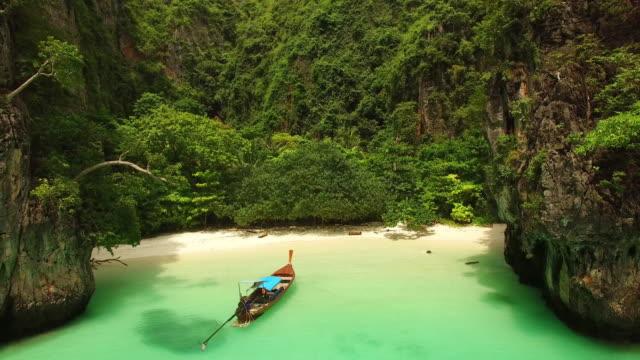 Beach by Drone, Thailand