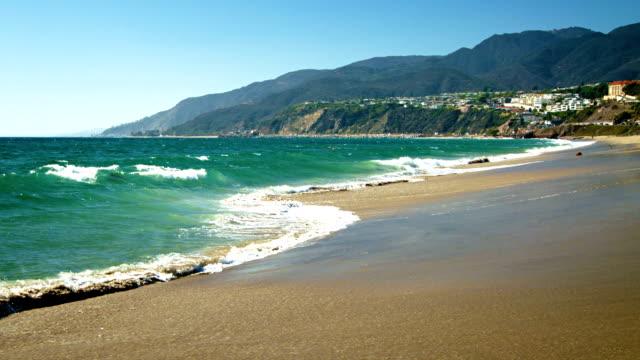 vídeos y material grabado en eventos de stock de playa de la costa - laguna beach california