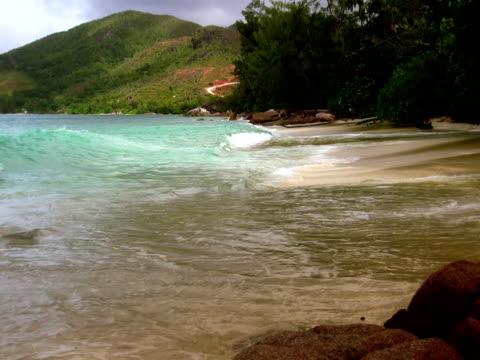 vidéos et rushes de plage, ntsc - tourisme vert