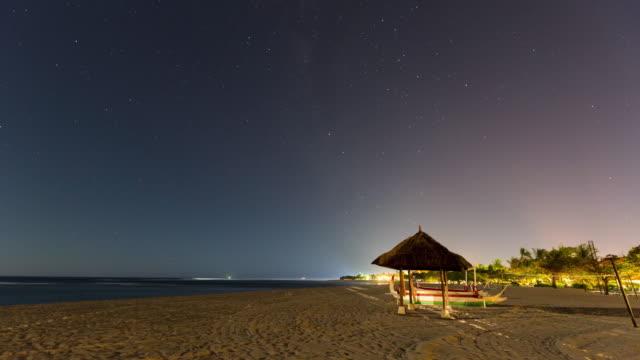 Plage de Bali, en Indonésie