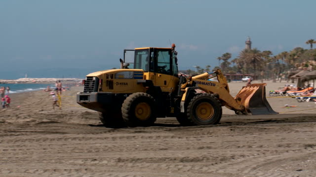 beach regeneration following winter storms