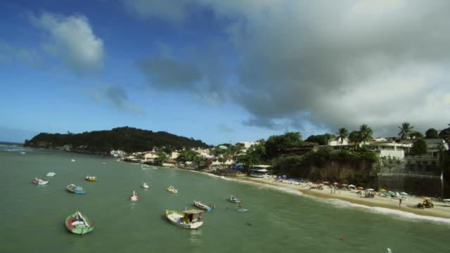 beach/  sea sidelitoral / falesias/ rio grande do norte - litoral stock videos & royalty-free footage