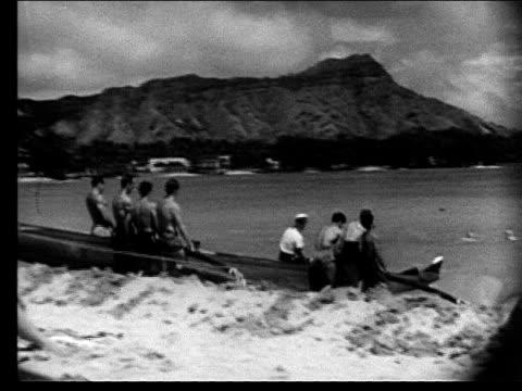Beach, Surfing in Hawaii