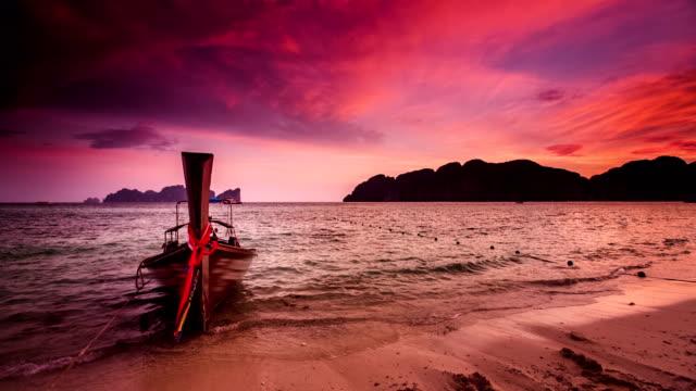 beach thailand - 披披群島 個影片檔及 b 捲影像