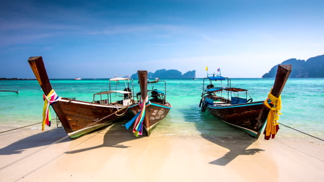 stockvideo's en b-roll-footage met beach thailand - thailand