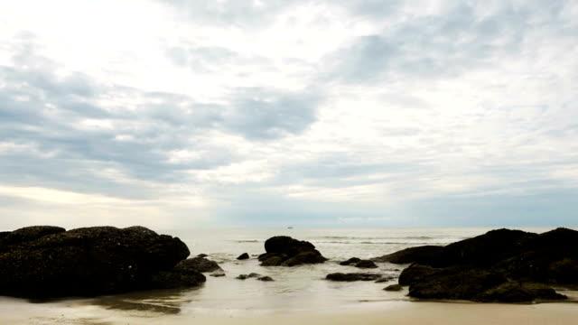 Beach Zeitraffer