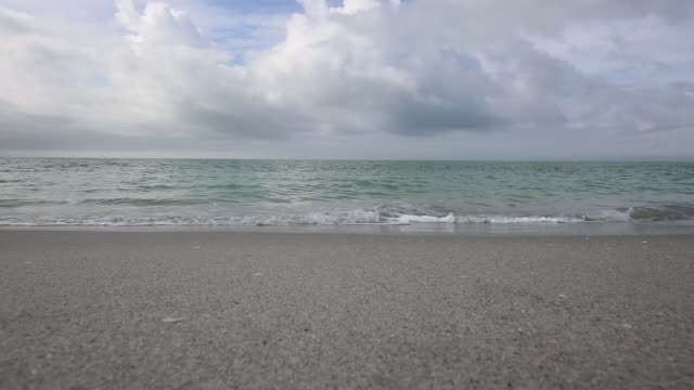 beach vacation destination captiva island video - fort myers beach stock videos & royalty-free footage