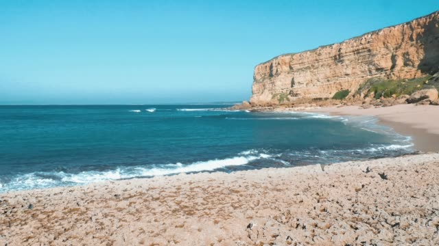 beach - portugal stock videos & royalty-free footage