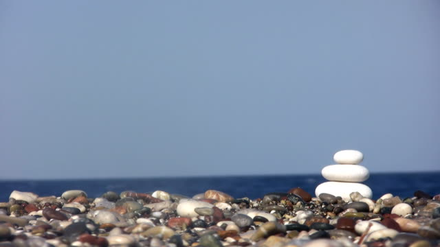 beach (hd) - natural column stock videos and b-roll footage