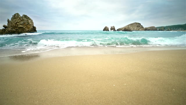 beach view cinemagraphs - 4k resolution - beach stock videos & royalty-free footage