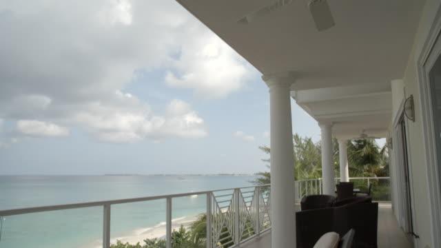 Beach View from Balcony / Cayman Islands