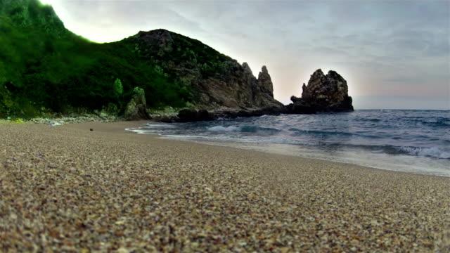 Beach View Timelapse - 4K Resolution