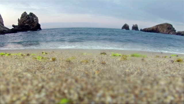 beach view timelapse - 4k resolution - pacific islands stock videos and b-roll footage