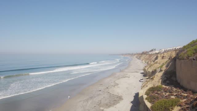 utsikt över stranden - mar bildbanksvideor och videomaterial från bakom kulisserna