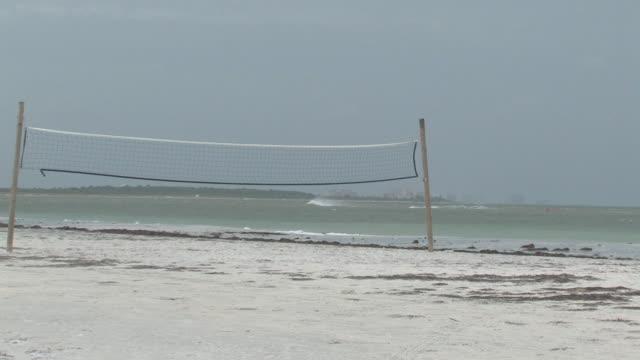 Beach volleyball net-HD-bis 30