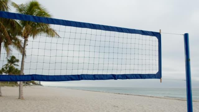 Beachvolleybal net