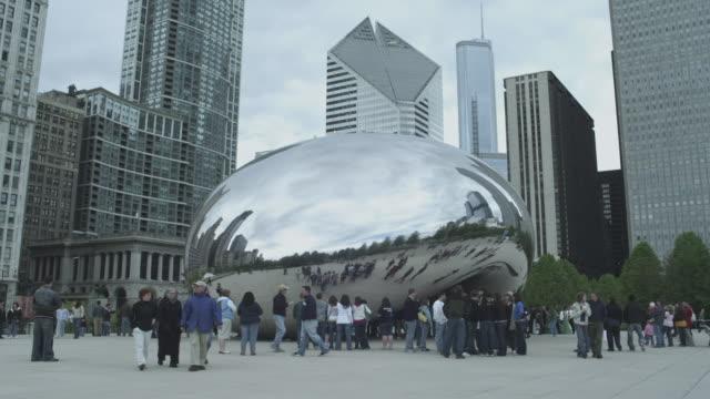 MS TU Bean in Millenium Park Chicago / Chicago, Illinois, United States