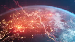 Bear Market - Financial Crash - Global Recession - European Economy Going Down
