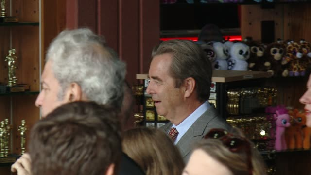 beau bridges at sally field honored with star on the hollywood walk of fame at hollywood walk of fame on may 05 2014 in hollywood california - sally field stock videos & royalty-free footage